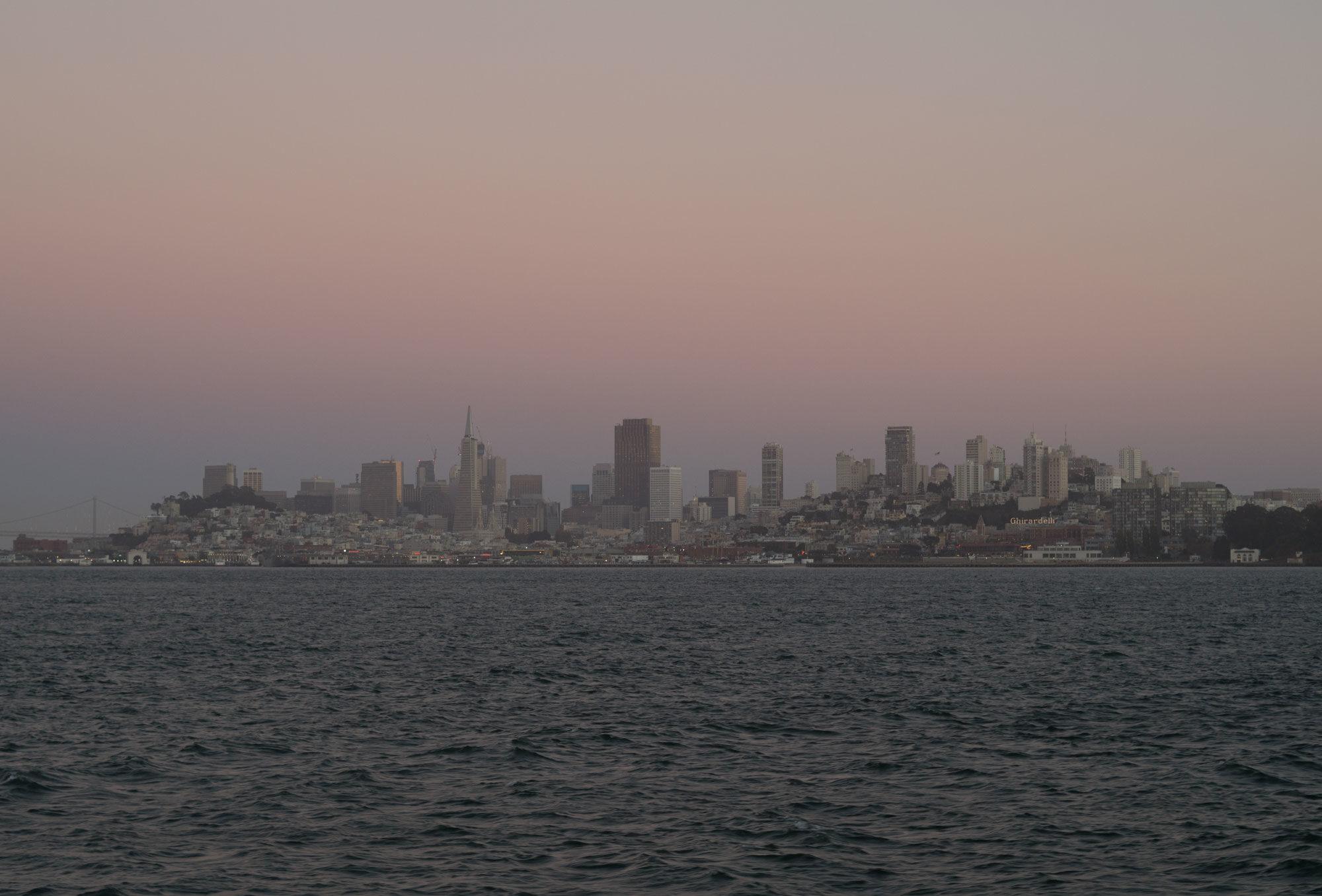 San Francisco Sea